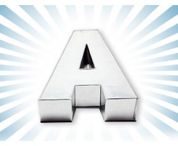 Alphabets Cake Tins