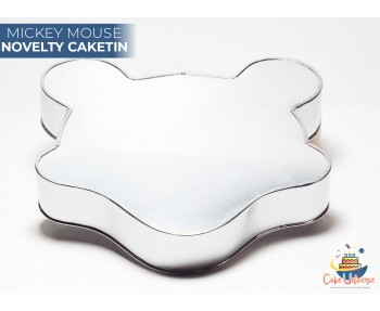 Mickey Mouse Shape Cake Tin / Pans